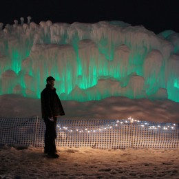 The Midway Ice Castle